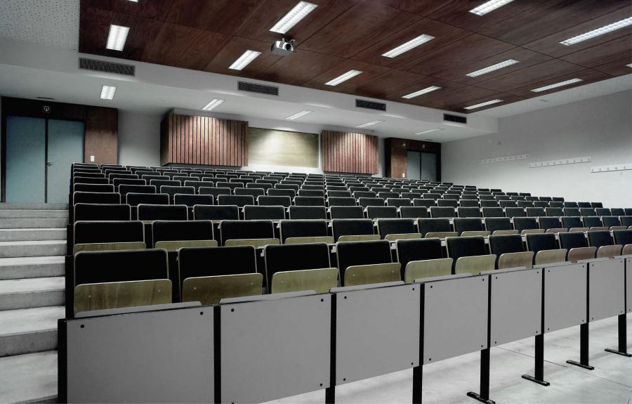 Novalux Auditoriumstoelen 2