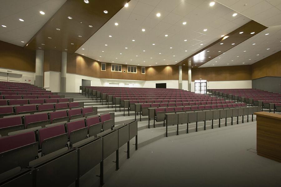Novalux Auditoriumstoelen